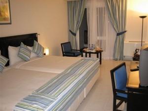 Marokko_Hotel_Bett