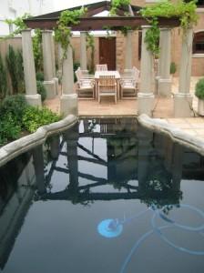 Südafrika_Auberge_Provence_Pool