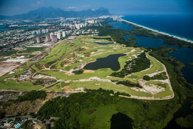 Golf bei Olympia Rio 2016