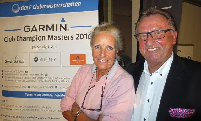 Annelie und Norbert Gerkens
