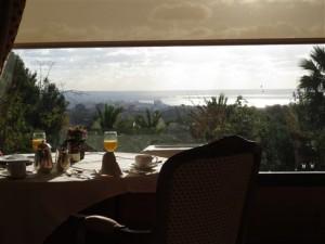 Mallorca Son Vida Blick auf Bucht von Palma