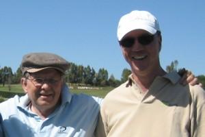 My great swedish friend Johann and Adriaan